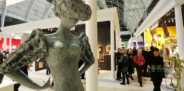 Clarion Events hire Stature PR for Winter Olympia Art & Antiques Fair