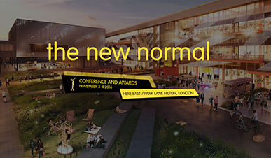 PromaxBDA UK '<em>The New Normal</em>' Conference 2016