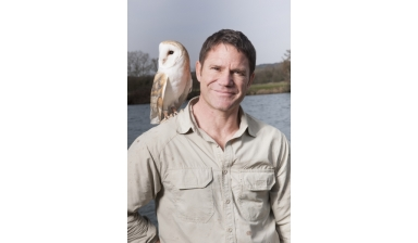 Author and Adventurer Steve Backshall named Judge of this year's National Young Writers' Awards!